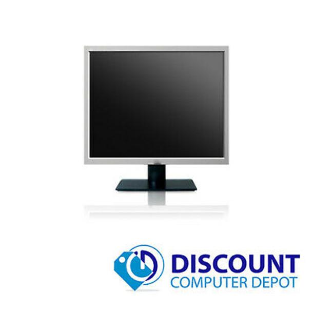 "Any Brand 17"" Monitor Desktop Computer PC LCD (Grade B)"