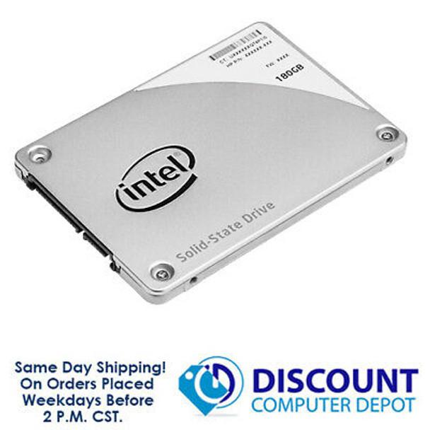 "180GB SSD 2.5"" Intel 1500 Series SATA III MLC 6Gb/s For Laptops / Desktops"