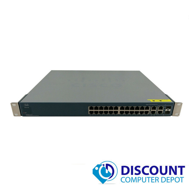 Cisco Small Business Pro ESW-520-24-K9 24 Port Managed Fast Ethernet Switch