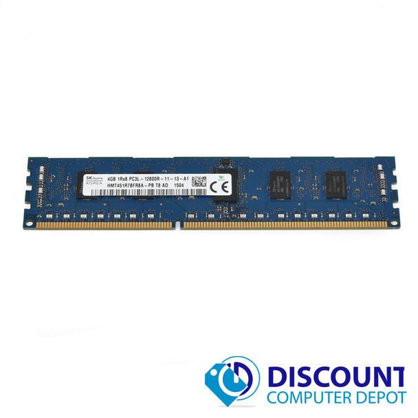 4GB 2Rx8 PC3L-12800R Hynix HMT351R7EFR8A-PB Server Memory RAM ECC Reg