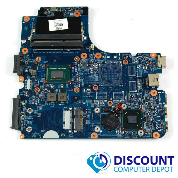 HP 4540S 4440S 712921-001 712921-601 Intel Core i3-3110M 2.40 GHz Motherboard