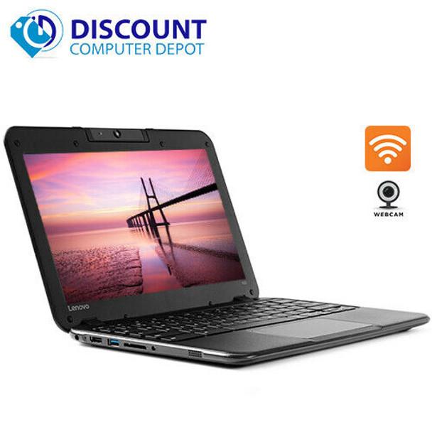 """Lenovo N21 11.6"""" HD Google Chromebook Intel 16GB SSD Wifi Webcam Bluetooth HDMI"""