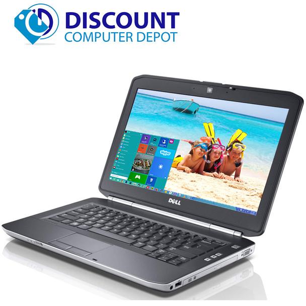 "Dell Latitude E6320 Windows 10 Home 13.3"" Laptop Notebook Intel i5 2.5GHz 8GB 250GB SSD"