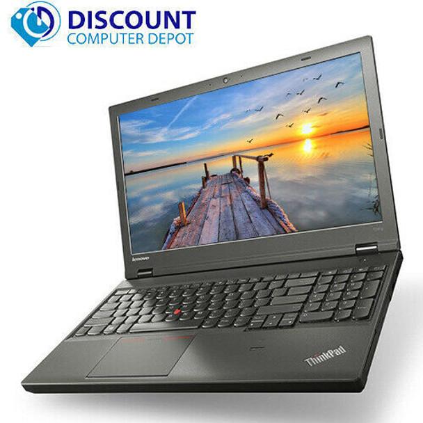 "Lenovo Laptop T540p 15.6"" Core i7 8GB 256GB SSD Webcam Wifi Windows 10 Pro PC"