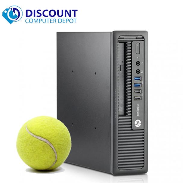 HP EliteDesk 800 G1 USFF i5 2.9GHz 16GB RAM 512GB SSD Windows 10 Pro