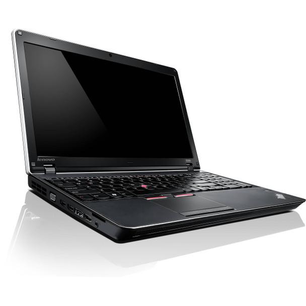 "Lenovo ThinkPad E520 Laptop 15.6"" Intel Core i3 2nd Gen 2.30GHz 4GB RAM 250GB Windows 10 Home Bluetooth WiFi Webcam"