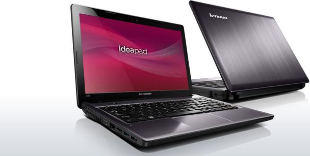 """Lenovo IdeaPad Y480 14"""" Intel Core i7 3rd Gen Quad-Core 2.30GHz 8GB RAM 250GB Windows 10 Home Webcam Bluetooth DVD"""
