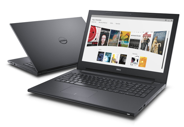 "Dell Inspiron 3542 15.6"" Laptop PC Intel Core i5 4th Gen 8GB 256GB SSD WiFi Webcam Windows 10 Professional"