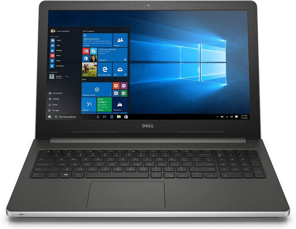 "Dell Inspiron 5558 15.6"" Laptop PC Intel Core i5 5th Gen Dual-Core 2.5GHz 8GB 512GB SSD Windows 10 Professional WiFi Bluetooth"