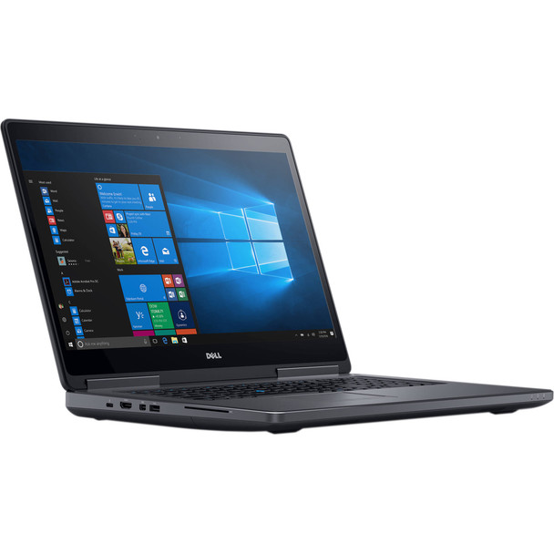 "Dell Precision 7720 Laptop 17.3"" Intel Core i5-6300HQ Quad-Core 6th Gen 2.7GHz 32GB Ram 1TB Windows 10 Professional"