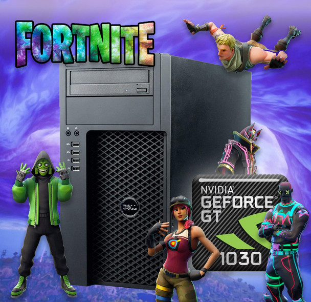 Dell T1650 Gaming Tower Desktop