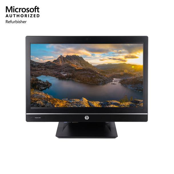 "HP EliteOne 800 G1 23"" LCD All In One Intel Core i5 4th Gen Quad-Core 16GB RAM 1 TB SSD Windows 10 Professional Webcam USB Keyboard/Mouse"