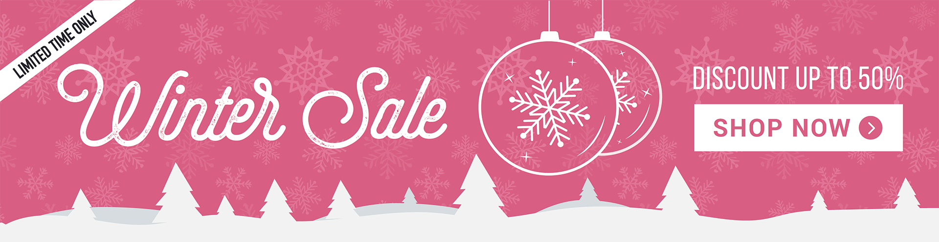 Winter Sale | Limited Time Only