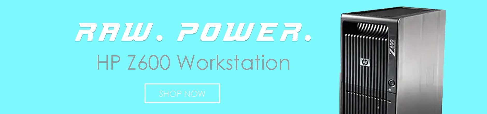 HP Z600 Workstation On Sale Now