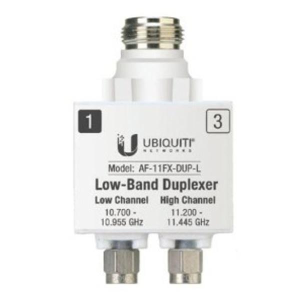 Ubiquiti AF-11FX-DUP-L airFiberX 11GHz Low-Band Duplexer