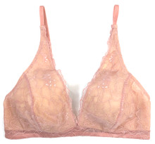 MY DAILY UPCYCLE BUILT-UP SOFT BRA PETAL