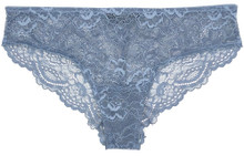 ALL LACE CLASSIC BRIEF MINERAL BLUE