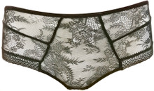 JET SET HIPSTER BLACK TATTOO LACE
