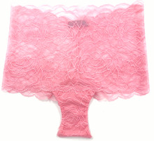 ALL LACE ROSES HIGH RISE BOYSHORT CHEEKY