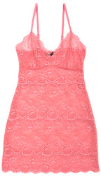 ALL LACE CLASSIC FULL SLIP ROSE WATER