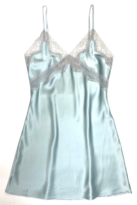 CLASSIC SILK CHEMISE CLEARWATER