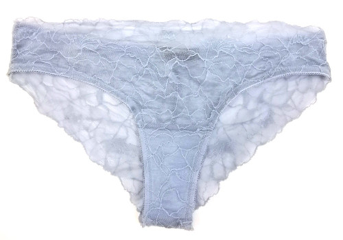 ALL LACE GLAMOUR BRIEF OCEAN