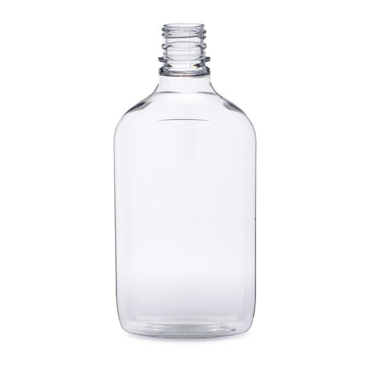 f27a47771a99 17 oz, 500ml Clear PET Plastic Flasks
