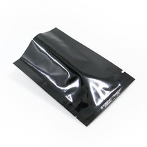 "3"" x 4.5"" Heat Seal Aluminum Foil Vacuum Bag 3 Sides Sealed Storage Bag, pack of 100"