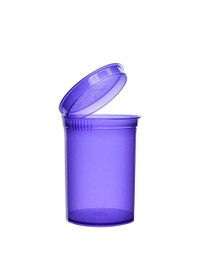 PHILIPS RX® Purple CR Pop Top Bottle 30 Dram - 150 Count