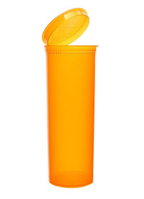 PHILIPS RX® Amber CR Pop Top Bottle 60 Dram - 75 Count