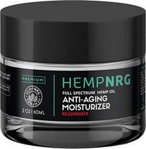 NRG Anit-Aging Mosturizer Full Spectrum Oil 60ml