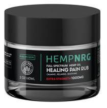 NRG - Back, Neck, Knee Pain Relief - 60ml Natural Oil Cream