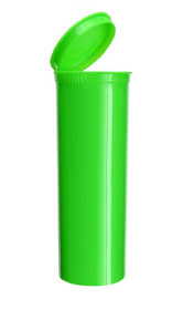 PHILIPS RX® Lime CR Pop Top Bottle 60 Dram - 75 Count