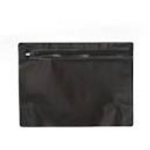 "Pinch N Slide Child Resistant Mylar Bag Black 3.4"" x 3.7"" 250 Count"