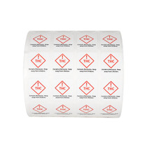 Universal Symbol Labels - 1,000 Count