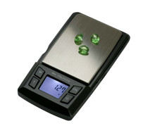 American Weigh Scales AERO-100 Pocket Size Digital Scale with Expansion Tray, 100gm Capacity