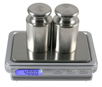 American Weigh Scales Card V2 Series High Precision LCD Mini Pocket Weight Scale, Gray 600G X 0.01 G