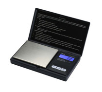 American Weigh Scale AWS-600 Digital Pocket Scale, 600g X 0.01g Resolution