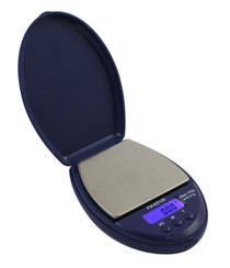 American Weigh Scales ES Series Digital Pocket Weight Scale, Blue, 100G X 0.1G