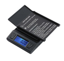 Fast Weigh Series TR-100 Digital Pocket Size Scale with Expansion Tray, 100gm Capacity