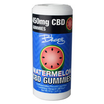Gummies - Watermelon Tube - 450 mg