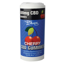 Gummies - Cherry Bomb Tube - 500 mg