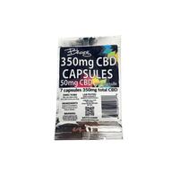 350 mg Capsules- 7 CT