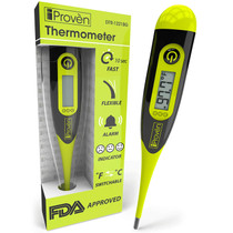 Clinically Accurate Thermometer for The Entire Family DTR-1221-BG-7