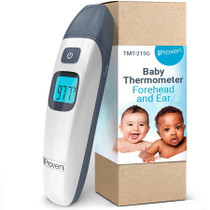 Baby Forehead and Ear Thermometer - Triple Mode - A must-have for families with babies - TMT-215