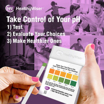 pH Balance & A Healthy Diet, Get Accurate Results in s. pH Scale 4.5-9