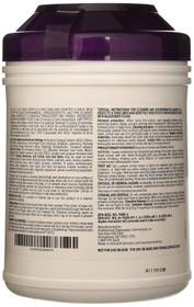 "PT-Q55172 PT# Q55172- Disinfectant Wipes Alcohol Sani-Cloth Super Lg 6x6-3/4"" 160 by, PDI Professional Disposables"