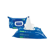 Mckesson StayDry Disposable Washcloths with Aloe (Case of 540)