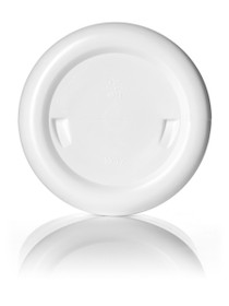 ($.66 ea) 19 oz white HDPE single wall jar with 89-400 neck finish- Case of 144