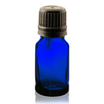 15 ml Cobalt BLUE Euro Dropper Bottles